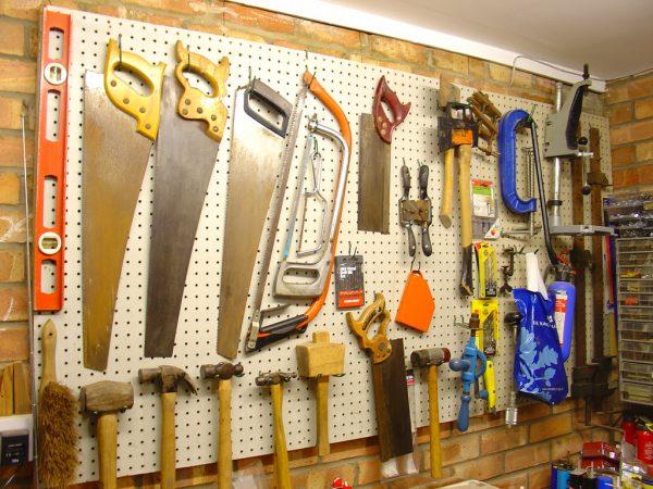 coleccionista d'eines