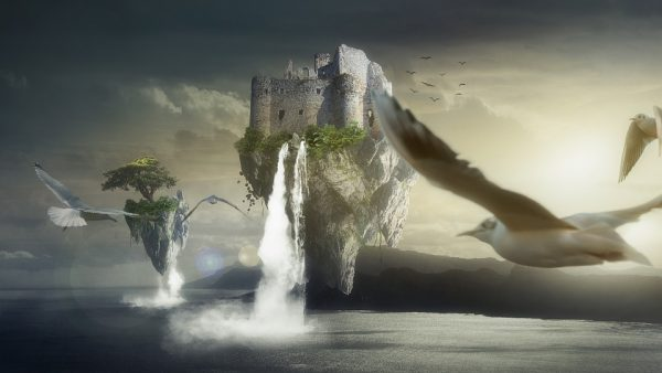 Pintura levitació
