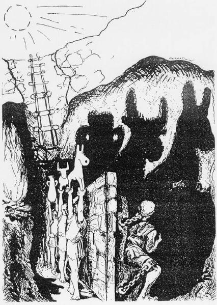 alegoria de la caverna