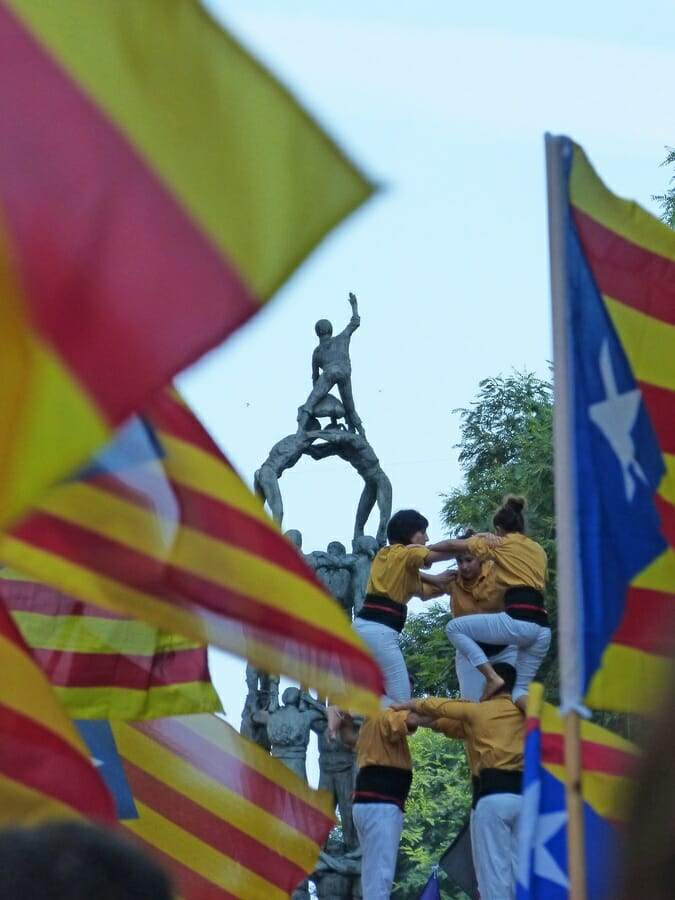 Independencia de cataluya