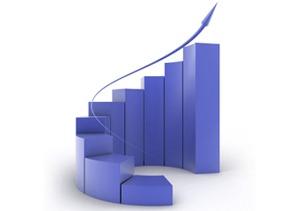Grafico ascendente
